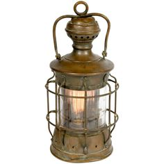 Shop lanterns and other antique, modern and contemporary lamps and lighting from the world's best furniture dealers. Modern Lanterns, Old Lanterns, Antique Lanterns, Antique Oil Lamps, Camping Lanterns, Vintage Home Accessories, Vintage Home Decor, Lantern Chandelier, Candles And Candleholders