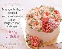 Best Birthday Wishes Girl Mom Ideas Birthday Wishes Flowers, Happy Birthday Wishes For A Friend, Happy Birthday For Her, Happy Birthday Flower, Birthday Wishes For Friend, Birthday Wishes Messages, Birthday Blessings, Happy Birthday Meme, Happy Birthday Greetings