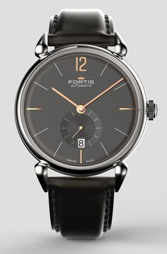 b3530058aa1 TimeZone   Industry News » N E W M o d e l - Fortis Terrestis Orchestra  Simple Watches