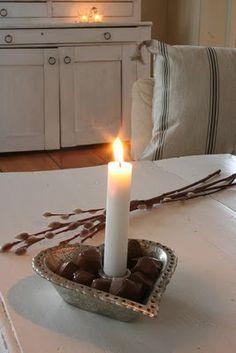Cute candle...