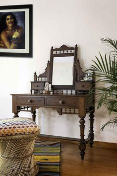 antique furniture 56 Luxurious Yet Sturdy Teak Wood Furniture for Your Timeless Home Decoration # Decor, Indian Home Decor, Colonial Furniture, Traditional Furniture, Diy Furniture Renovation, Teak Wood Furniture, Indian Furniture, Rustic Furniture, Home Decor