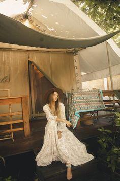 DRESSES – Island Tribe Macrame Dress, Boho Dress, Lace Dress, Goddess Dress, Short Mini Dress, Boho Festival, Maxi Wrap Dress, Mixing Prints, White Lace