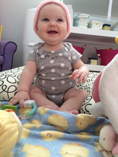 This little sweetheart loves to play airplane with her daddy. Enter ELLABELLA on your voucher tab for 5 extra entries. #PLNBabyoftheDay #CLB2  If you'd like your baby to be PLN Baby of the Day and get their name turned into a CLB2 voucher code, tag your photo on twitter, instagram or pinterest with #PLNBaby or email babyoftheday@parentlifenetwork.com