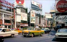 Times Square - 1966