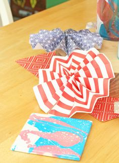 Patriotic Pinwheels Tutorial