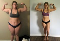 Weight loss inspiration: Bride-to-be loses half her body weight by making a simple change