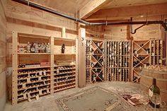 Pretty sure that's an oak barrel full of wine corks.