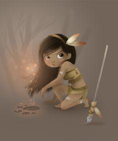 "by doriane soukiassian, ""BamboO"" ©"