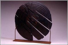 Jack R. Metal Art, Wood Art, Call Art, Art Nature, Made Of Wood, Wood Sculpture, Kugel, Wood Design, Three Dimensional