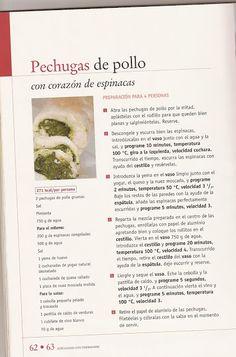 ARCHIVO DE RECETAS THERMOMIX