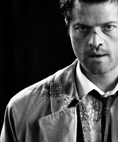 Castiel. Don't piss off the little nerdy angel
