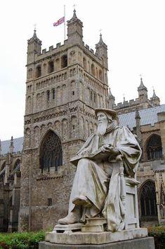 Exeter Cathedral, Exeter, England Copyright: Kacper Wieczorek