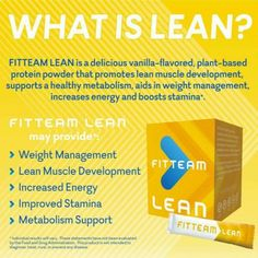 Try my favorite protein drink!! USDA organic certified. Vanilla flavored Www.fitteam.com/kileyr