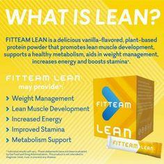 Try my favorite protein drink!! USDA organic certified. Vanilla flavored Www.fitteam.com/kileyr