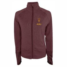 Ncaa Arizona State Sun Devils Women's Windbreaker Jacket