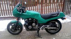 Honda CBX 750 F, cena 580 Ls