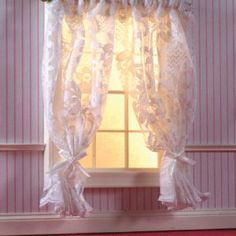 Image detail for -vintage curtain