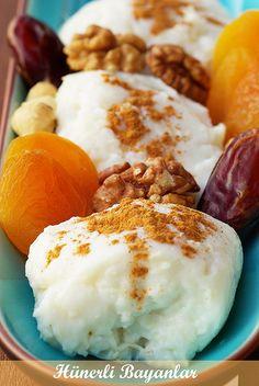 Tavuk Göğsü Tatlısı by hunerlibayanlar@yahoo.com, via Flickr