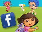Join Nick Jr. on Facebook!