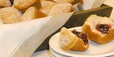 Vanilla Jam Muffins