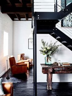 An old flour mill in NSW's Central West has helped its latest owners escape the daily grind. For a couple of accomplished renovators, the old flour mill in Carcoar in NSWs Central West wouldnt seem an obvious choice for a home conversion.