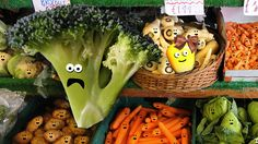 A very cute song about healthy eating.