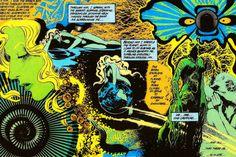 Crítica | A Saga do Monstro do Pântano – Livro 2 (Monstro do Pântano