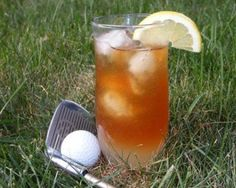 Our Signature Cocktail....Sweet Tea Vodka & Lemonade!  (Also known as an Arnold Palmer, though some like to call the version with alcohol a John Daly)
