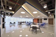 ACN   Oficinas Corporativas   en la Ciudad de México   de Oxígeno Arquitectura   #CDMX #Corporativos #Interiors #Design #Arquitectura