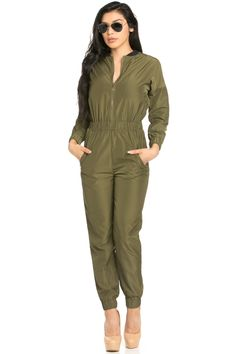 Spreesy is Joining the CommentSold Family! Jumpsuit Hijab, Denim Jumpsuit, Pediatric Scrubs, Work Attire Women, Fall Outfits, Casual Outfits, Playsuit Romper, Jumpsuits For Women, Casual Chic