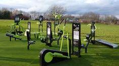outdoor fitness equipment - PARK