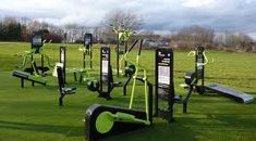 outdoor fitness equipment - PARK