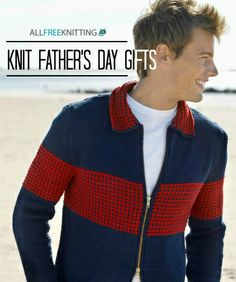 Knit Father's Day Gifts