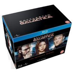 Complete Series [Blu-Ray] [Reino Unido]: Amazon.es: Battlestar Galactica: Cine y Series TV