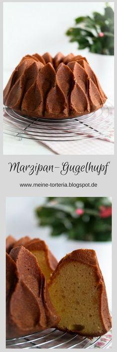 Marzipan-Gugelhupf