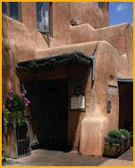 The Pink Story | The Pink Adobe & The Guadalupe Cafe | Located in Santa Fe, New Mexico