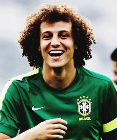 ohh my God, David Luiz <3