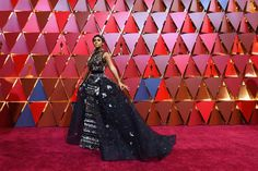 Photo of Just 10 Photos of Janelle Monáe Having the Time of Her Damn Life at the Oscars Lily Collins, Jennifer Aniston, Award Show Dresses, Oscars 2017, Photo Galleries, Awards, Photoshoot, Formal Dresses, Celebrities