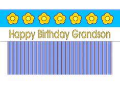 19 Best Happy Birthday Grandson Images Grandchildren