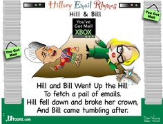 Hill and Bill went up the Hill . . .