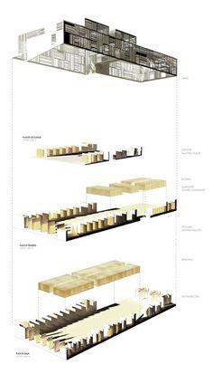 Juan Socas > Concurso Mercado de La Laguna   HIC Arquitectura