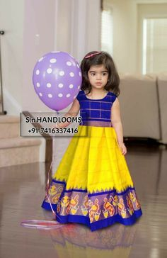 Trendy baby girl dresses for wedding indian Baby Girl Frocks, Frocks For Girls, Baby Girl Dresses, Baby Lehenga, Kids Lehenga, Girls Frock Design, Baby Dress Design, Baby Frocks Designs, Kids Frocks Design