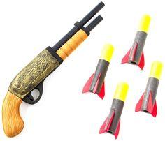 Amazon.com: WeGlow International Soft Shooters Foam Pirate Pistol, Pack of 2: Toys & Games