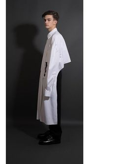 Introducing Xue Feng - Another! Fashion Details, Look Fashion, High Fashion, Fashion Show, Womens Fashion, Fashion Design, Fashion Trends, Dandy, White Shirts