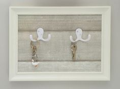 Framed Key Holder