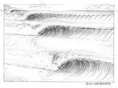 waves drawings - Google Search