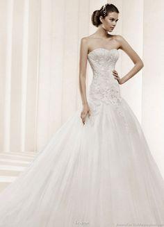 La Sposa Detalle Size 8 Pre-Owned Wedding Dress | Still White United Kingdom