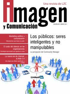 Edición N°13 de la Revista Imagen y Comunicación
