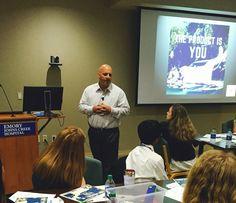 Sharing with Student Leadership Johns Creek at Emory Johns Creek Hospital.   #Leadership #JohnsCreek #Georgia #Business #Success https://www.facebook.com/toddburkhalter/posts/10151089347274953