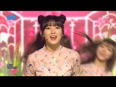 20160605 SBS music👑 今天arin很像日本娃娃💛 #ohmygirl#omg#ohmygirlhk#omg8#오마이걸#miracle#arin#아린 @wm_ohmygirl